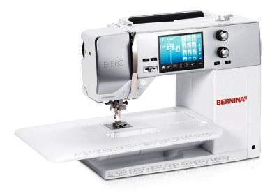 Profesjonalna, komputerowa maszyna do szycia BERNINA 560