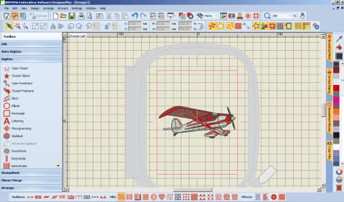 BERNINA-WILCOM Designer Plus
