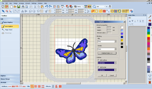 Editor Plus - Auto Digitizer