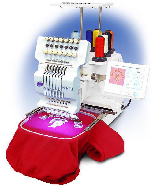Maszyna do haftu HAPPY HCH 701-30
